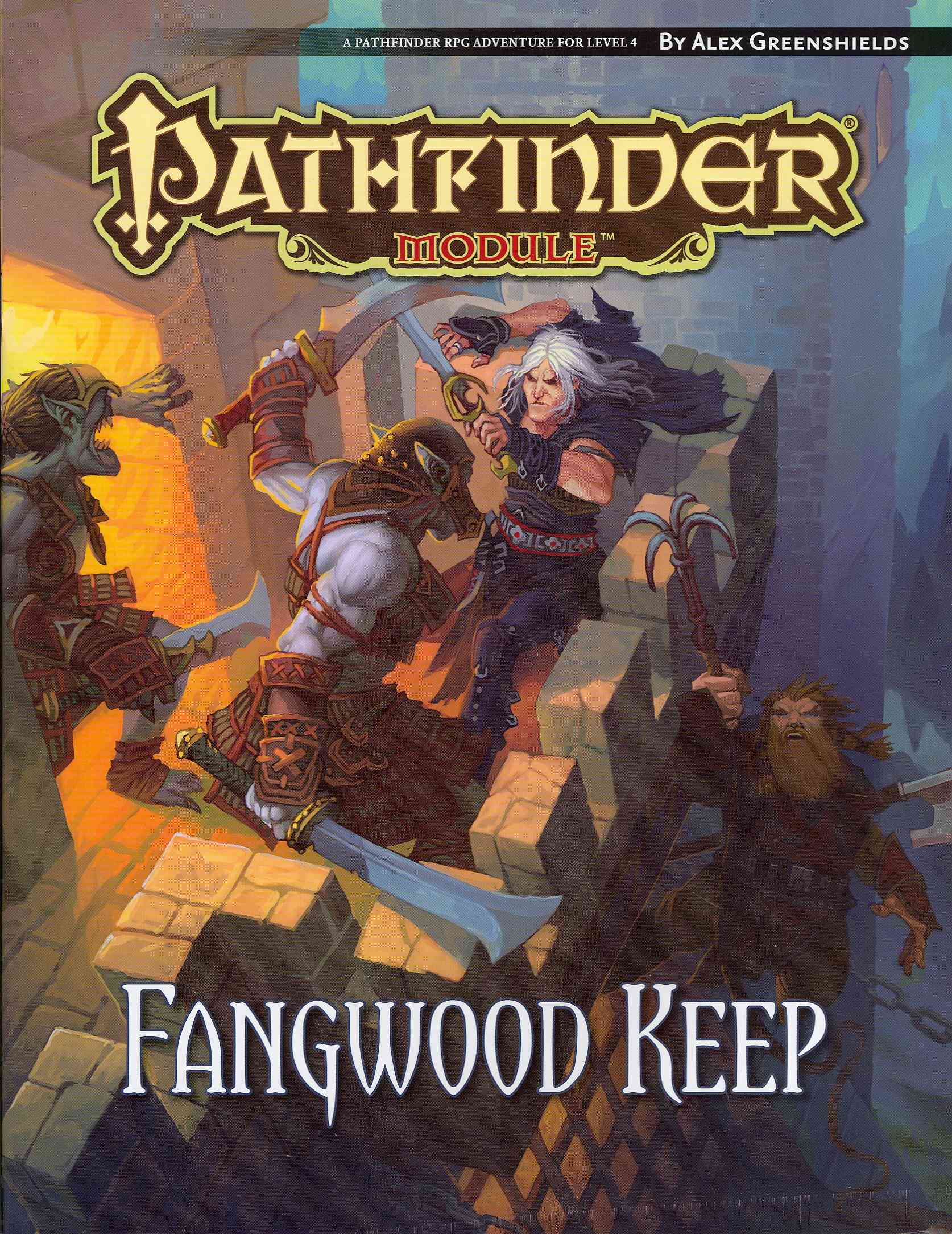 Fangwood Keep By Greenshields, Alex